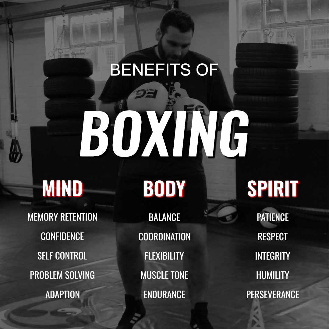 Benefits Of Boxing 1