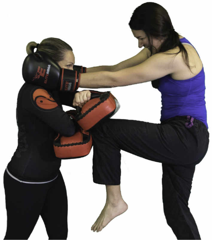Ladies Muay Thai
