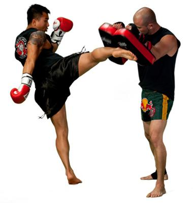 Men's Muay Thai Kickboxing