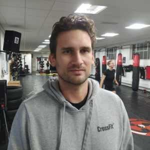 Danny Mann Chelmsford MMA